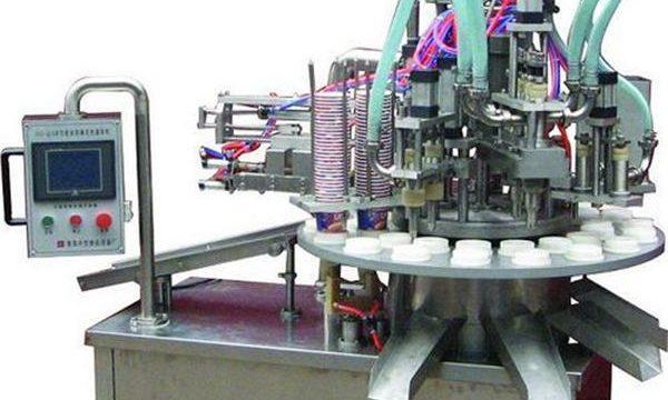 Automatische kosmetische Salben- / Creme-Füllmaschine