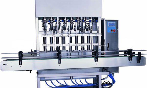 Edelstahl-Flüssigseifen-Füllmaschine
