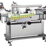 Automatische doppelseitige Etikettiermaschine für Glasflaschen