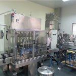 Vollautomatische Schmierölfüllmaschine