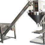 Halbautomatische Pulverfüllmaschine