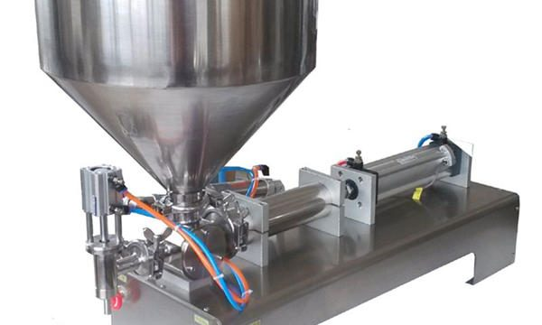 Fabrik-Preis-manuelle pneumatische Pasten-Füllmaschine