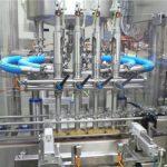 Automatische Tomatenmark-Füllmaschine mit hoher Effizienz