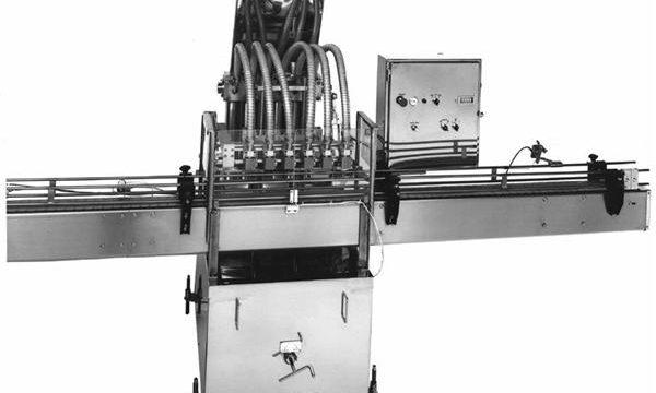 PLC kontrollierte Kolben-Pflanzenöl-Füllmaschine