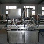 Automatische geradlinige Kolbenfüllmaschine