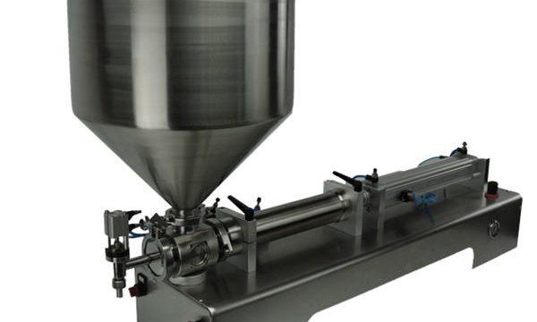 Günstigen Preis Doppelkopf Kolbenfüllmaschine Für Shampoo