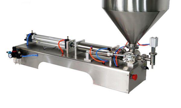 100-1000ml Halbautomatische Windbeutel-Füllmaschine