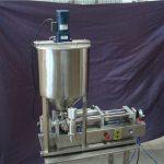 2 Köpfe Halbautomatische Flüssigkeitsfüllmaschine