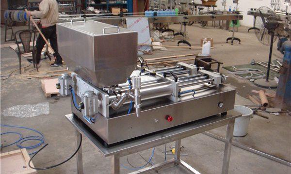 Großhandel Halbautomatische Saucenfüllmaschine