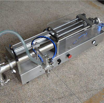 Hersteller von halbautomatischen Shampoofüllmaschinen