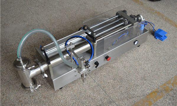 Halbautomatische Shampoofüllmaschine Hersteller